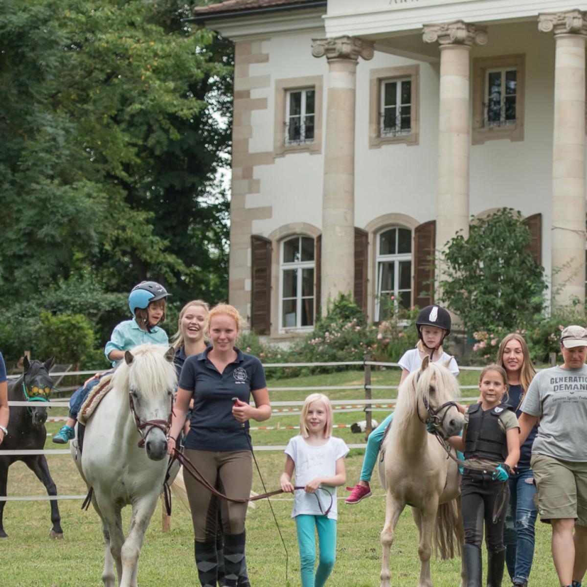 Festtage am Schloss Scharnhausen am 8. und 9. Juli 2017